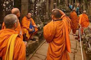 Wycieczka chińskich mnichów