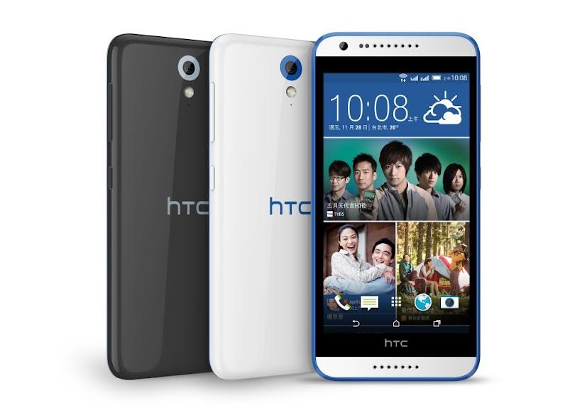 HTC Desire 620 dual sim - Spesifikasi Lengkap dan Harga
