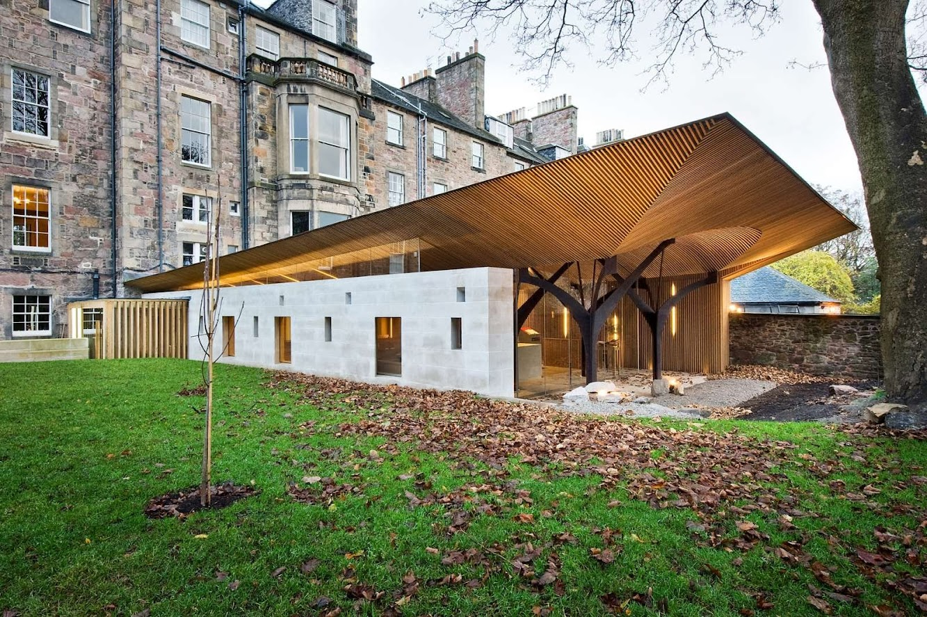 Edimburgo, City of Edinburgh, Regno Unito: Chapel of Saint Albert the Great by Simpson & Brown Architects