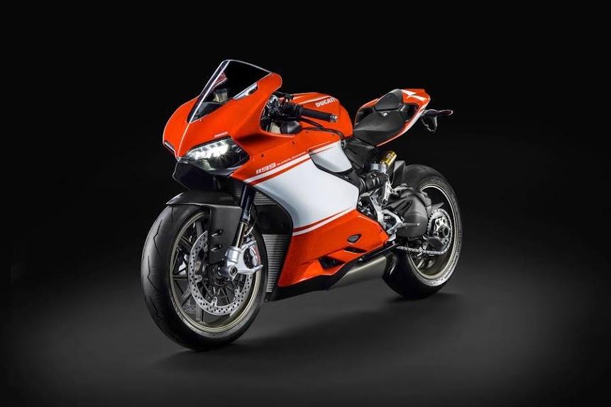 Ducati Siap Lucurkan Motor Ducati 1199 Superleggera di Indonesia