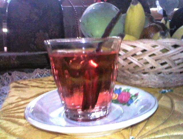 air minuman dolong di mandar