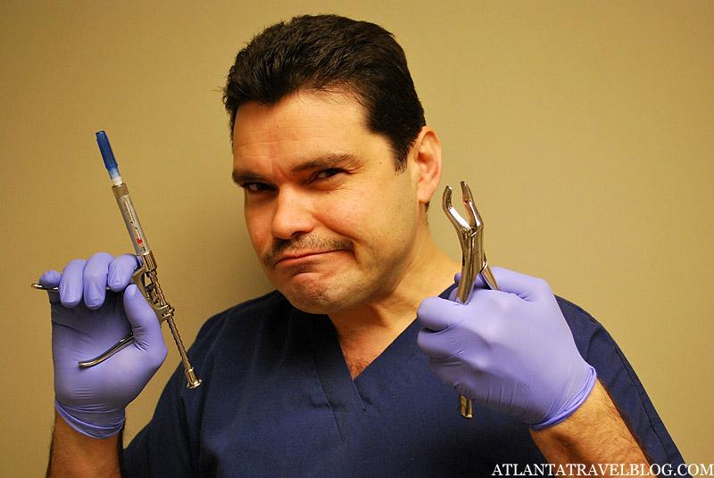 Атланта: дантист Колпаков