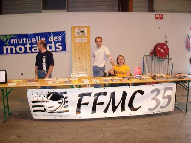 Stand FFMC 35 26 juin 2005