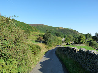 Road from Mungrisedale