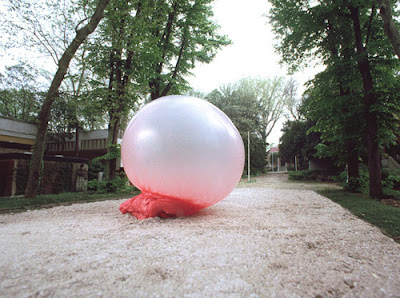 Giant Bubble Gum Sculptures by Simone Decker Seen On www.coolpicturegallery.us