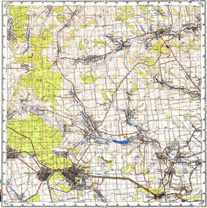 Map 100k--m36-114--(1992)