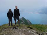 Le sommet du Grammont !