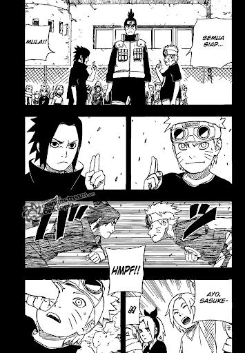 Manga Naruto 538 page 12