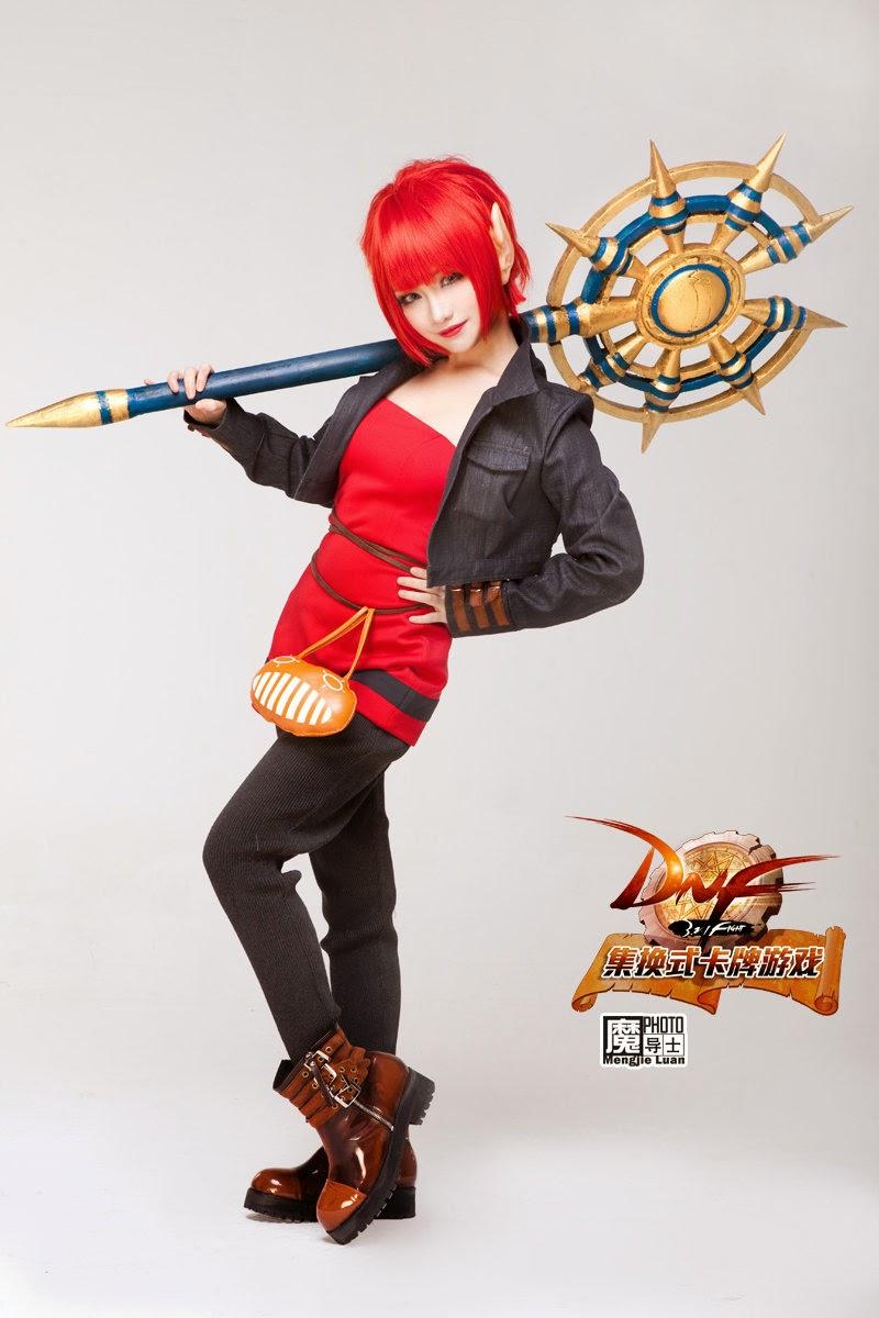 Bộ ảnh cosplay Dungeon & Fighter cực kỳ ấn tượng