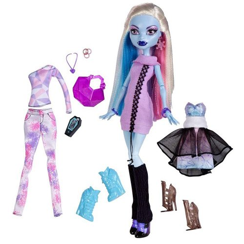 Mattel Monster High Abbey Bominable I Love Fashion at Sears.com