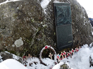 Great Gable memorial