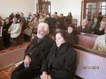 A templomban