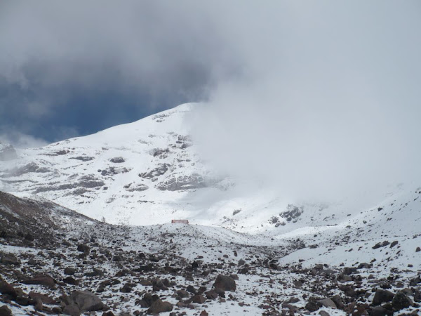 Volcn Chimborazo, Ecuador