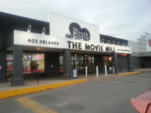 The Movie Mill, 1710 Mayor Magrath Dr S, Lethbridge, AB T1K 2R5, Canada, Movie Theater, state Alberta