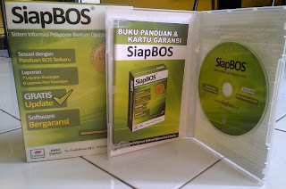 Isi BOX SiapBOS