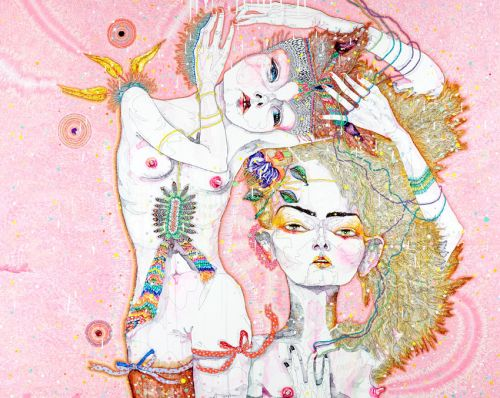 Weekend Lust: Artist, Del Kathryn Barton