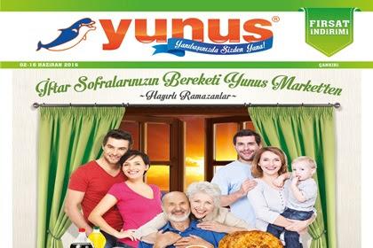 Yunus Markette Ramazan İndirimleri ve Araba Kazanma Şansı