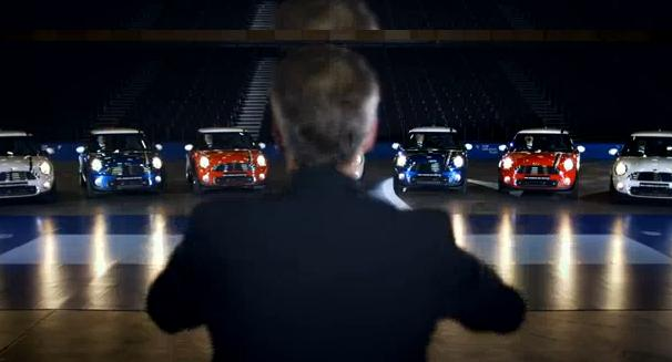 "The ""MINI"" Horn Show for London 2012 Advert"