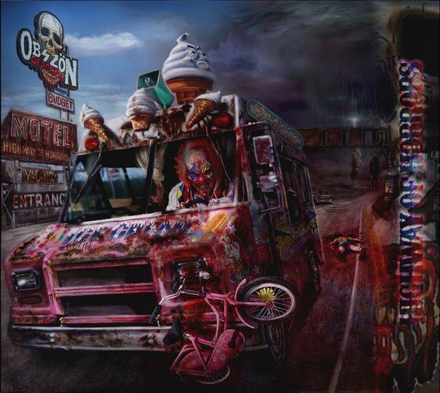 Obszön Geschöpf - Highway of Horrors (2013)