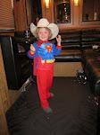 Wyatt is SUPER country
