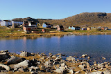 Lakefront Property...  A Bit Chilly in the Winter! -- Qaqortoq, Greenland