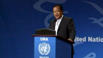 Prem Rawat Maharaji en United Nations Association (UNA) Of Malaysia