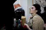 "Prezentarea colectiei ""In tango step"" a Lenei Criveanu - 10 martie 2012 @ Gaia Boutique Club Bucuresti - Foto: Ciprian Neculai / http://artandcolor.ro"