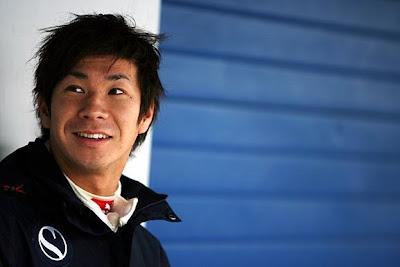 Камуи Кобаяши перед стартом сезона 2010