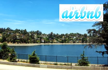 Silver Lake, airbnb