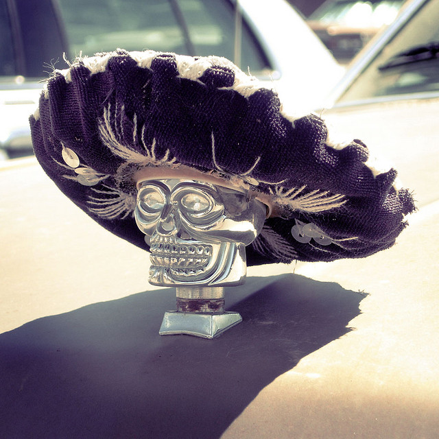 dark roasted blend  awesome car hood ornaments  part two