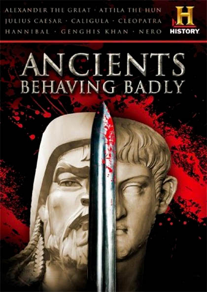 Nies³awni staro¿ytni / Ancients Behaving Badly (2009) PL.TVRip.XviD / Lektor PL