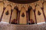 The Interior of the Hassan II Mosque - Casablanca, Morocco