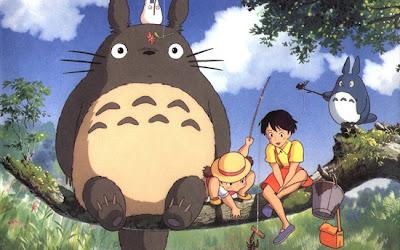 Meu Vizinho Totoro, de Hayao Miyazaki