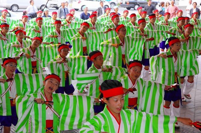 第59回よさこい祭り☆本祭1日目・城西館13☆上1目688