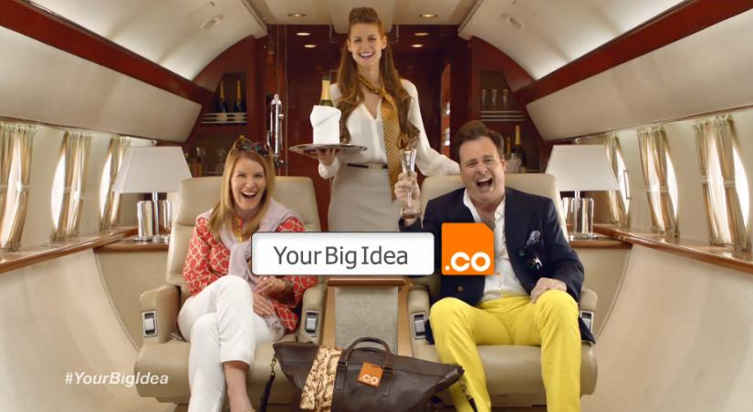 "GoDaddy ""Your Big Idea"" Super Bowl Ad"