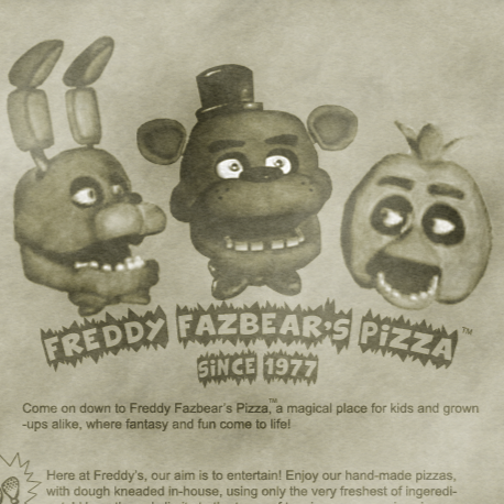 Of freddy frazzbears pizza map google search click for details freddy