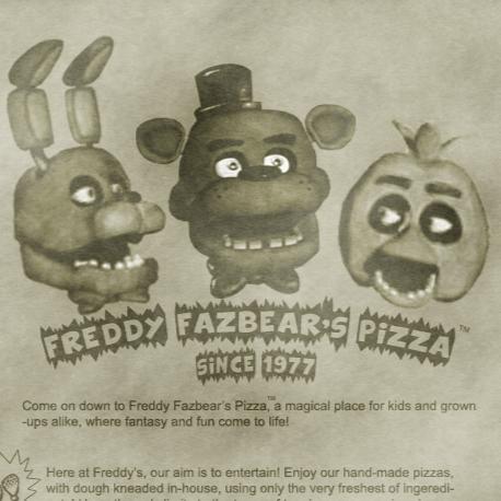 Top 5 of freddy frazzbears pizza map google search