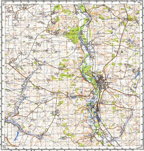 Map 100k--m37-052--(1989)