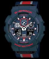 Casio G-Shock : GA-100MC-2A