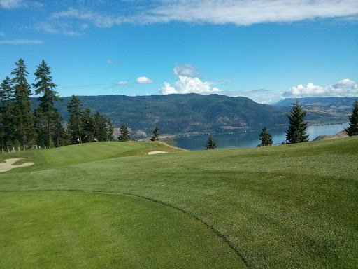 The Rise Golf Course, 8800, Rising View Way, Vernon, BC V1H 1Z9, Canada, Golf Club, state British Columbia