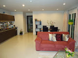 nice two-bedroom apartment in a new condominium in jomtien for sale or rent    to rent in Jomtien Pattaya
