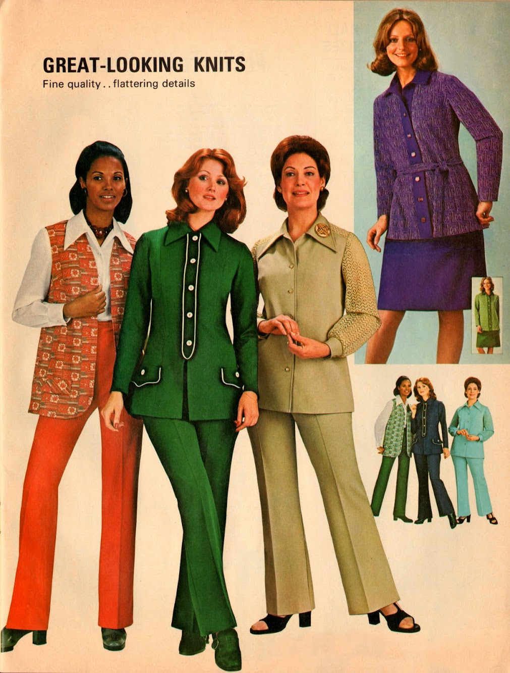 Seventies Fashion