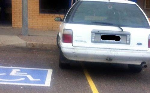 weston parking