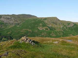 High Seat and Bleaberry Fell from High Rigg (Birkett Top).
