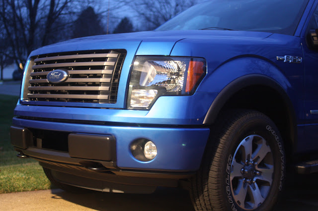 Plastic piece on front bumper of 2013 ford f150 autos post