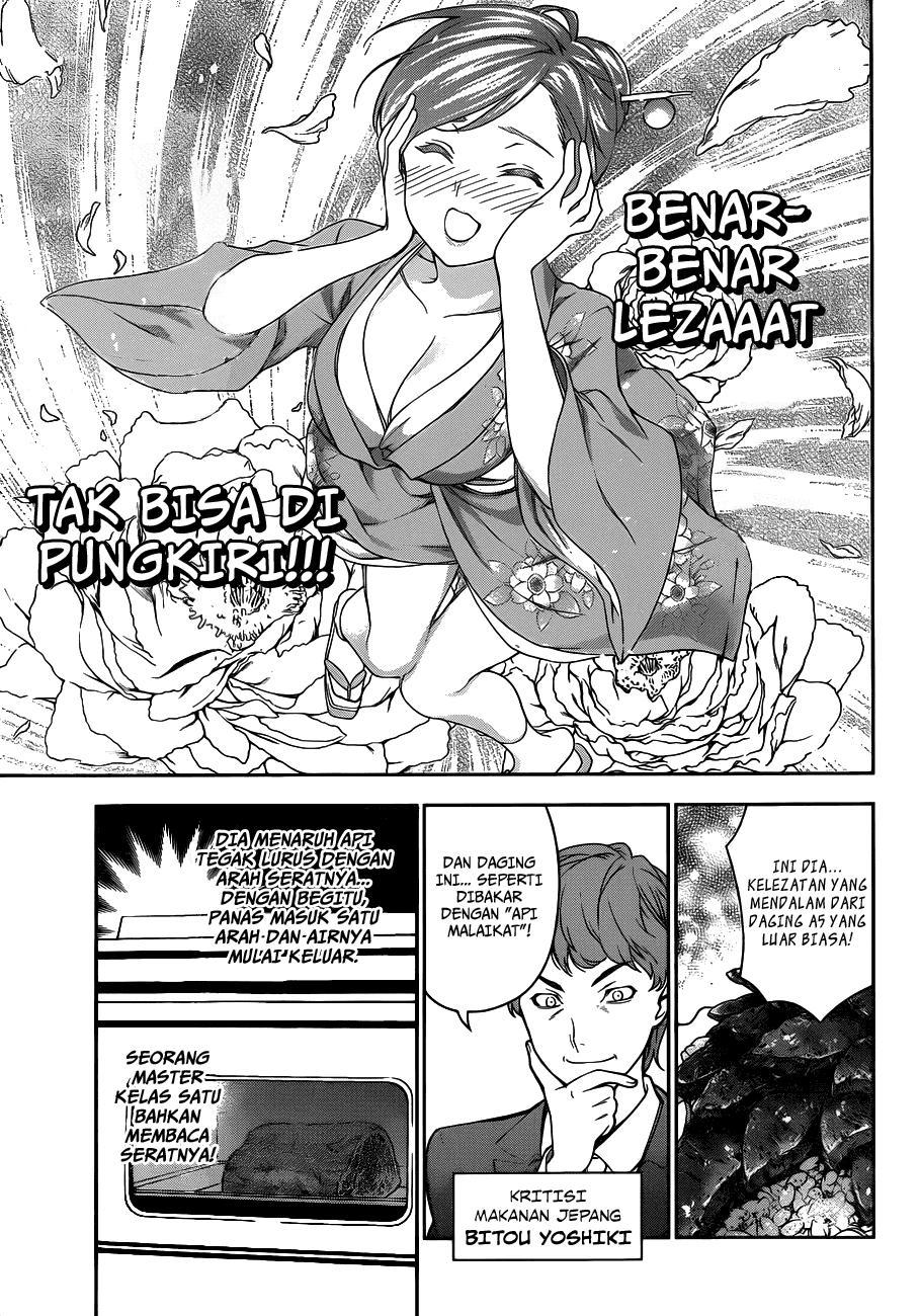 Shokugeki no Souma Chapter 13-3