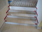 Our safety measures for the steps of doom
