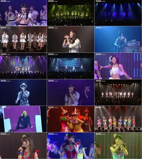 """(LIVE)(公演) NMB48 チームN """"ここにだって天使はいる"""" 公演 141211"""