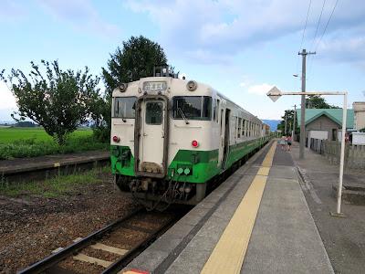 会津高田駅