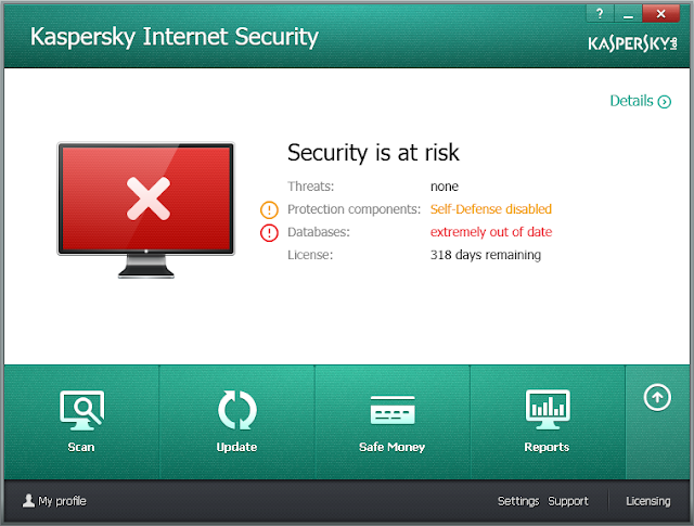 Kaspersky internet security 2012 warez. Protects your PC against today